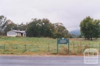 Town Site, Osbornes Flat, 2010