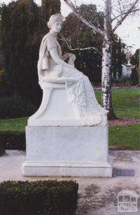 Princess Alexandra Sculpture, Alexandra, 2011