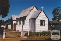 Anglican Church, Strathmerton, 2011