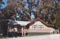 Menzies Creek Hall, 2012