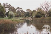 Basterfield Park Lake, Hampton East, 2011