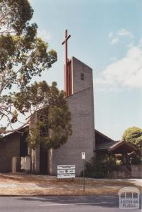 Wattle Park Uniting Church, Box Hill South, 2012