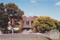 Box Hill Secondary College (former boys tech school), Mont Albert North, 2012