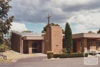 Roman Catholic Church, Blackburn South, 2012
