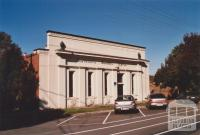 Masonic Temple, Heathcote, 2012