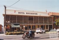 Hotel Rochester, 2012