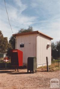 Postal Services and Telstra Exchange, Picola, 2012