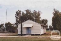 Sale Yard and Guide Hut, Waaia, 2012