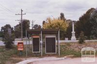 Postal Services, Baddaginnie, 2012