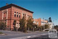 Ballarat Secondary College and original High School, 2012