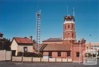 Fire Station, Ballarat East, 2012