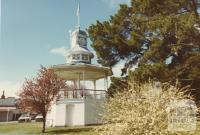 Band Rotunda (1903), Beaufort, 1980