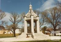 War Memorial, Beaufort, 1980