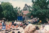 Flemington School, upgrade opening, 1987