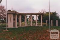 German War Cemetery, Tatura, 1980