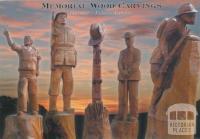 Memorial Wood Cravings, Dartmoor, 2006