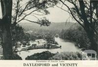 Panorama of Jubilee Lake, Daylesford