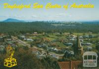 Panorama over part of Daylesford township