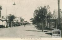 Wood Street (looking west), Donald