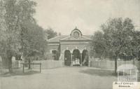 Post Office, Drouin, 1916