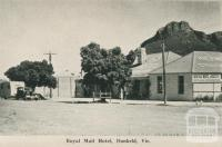 Royal Mail Hotel, Dunkeld, 1952