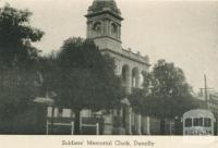 Soldiers' Memorial Clock, Dunolly