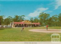 Neangar Park Golf Club, Eaglehawk