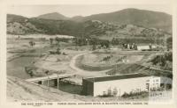 Power House, Goulburn River and Masonite Factory, Eildon