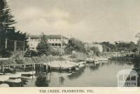 The Creek, Frankston