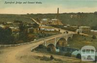 Fyansford Bridge and Cement Works