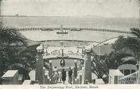 The Swimming Pool, Eastern Beach, Geelong, 1948