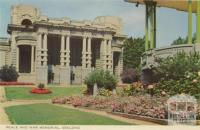 Peace and War Memorial, Geelong