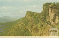 In the Grampian Mountains near Horsham 1951