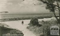 Beach and Entrance, Inverloch