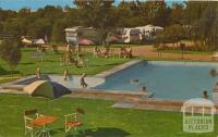 Orange Grove Caravan Park, Irymple