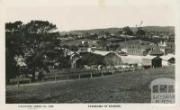 Panorama of Kilmore, 1947