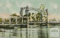 Barham and Koondrook Bridge, 1909