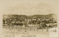 Panorama of Korumburra
