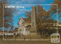 War Memorial and Mechanics Institute Hall, Kyneton