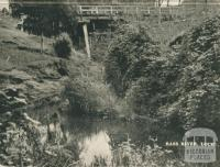 Bass River, Loch, 1951