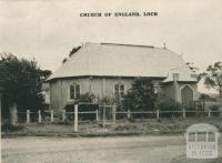 Church of England, Loch, 1951