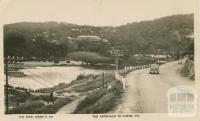 The approach to Lorne