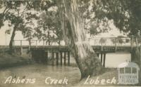 Ashens Creek, Lubeck