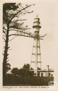 South Channel Lighthouse, near Rosebud