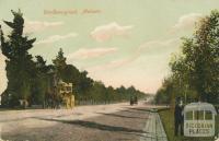 Dandenong Road, Malvern, 1906