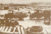 Hume Pipe Works, Maribyrnong, 1926
