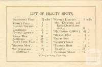 Mount Kitchener House, Marysville, c1925, page 5