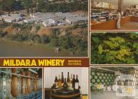 Mildara Winery, Merbein