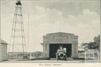Fire Station, Merbein