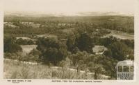 Montrose from the Dandenong Ranges